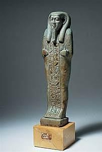 Statuette articulées