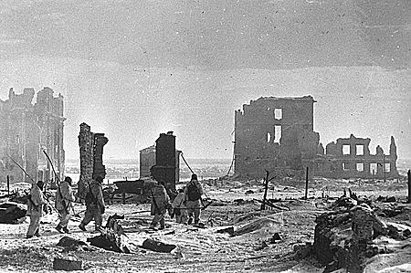 Batalla de Stalingrad