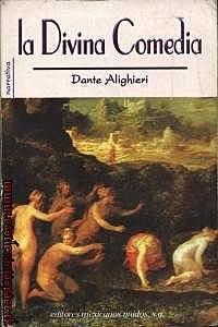 La divina comedia (libro de Dante Alighieri, 1321)