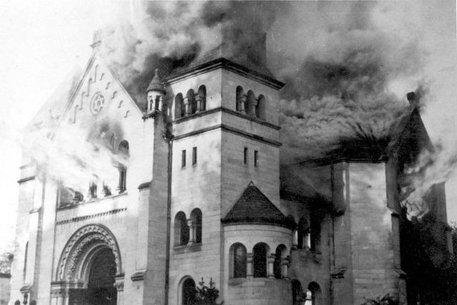 Kristallnacht ( Nigh of the Broken Glass)