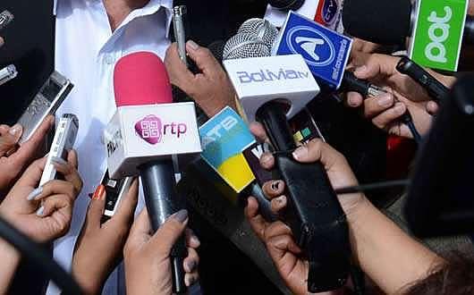 Sedes de La Paz reporta el primer periodista infectado con Covid-19