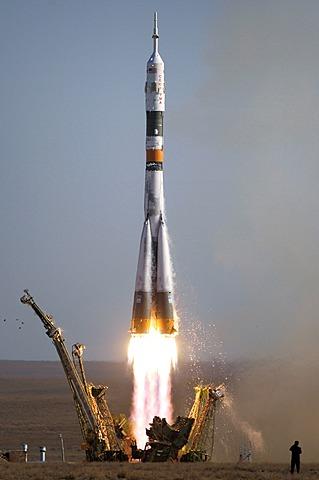Aparell Cohet Soyuz