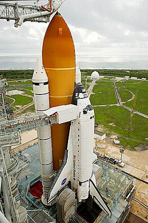 Aparell Transbordador Espacial NASA
