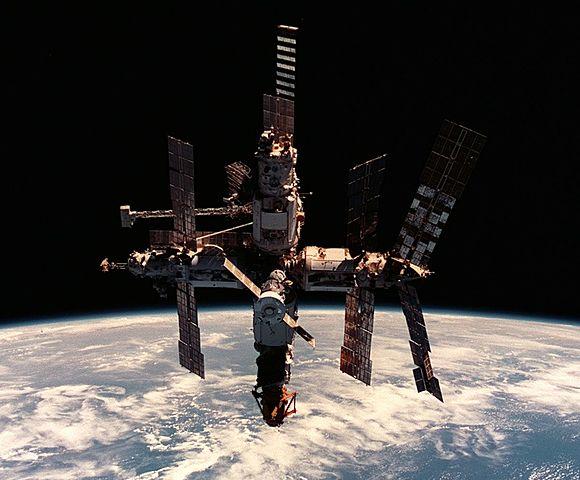 Aparell MIR, Estació Espacial