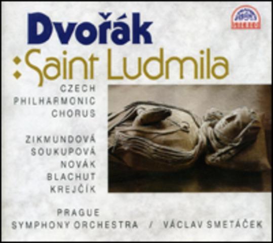 Escriu Santa Ludmila