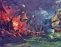 Derrota de la armada invencible