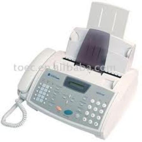 Envio Primer Fax