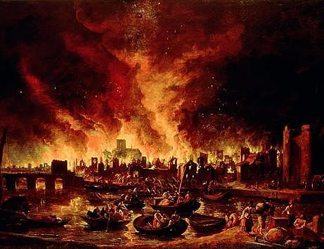 Rome: The Gauls burn Rome