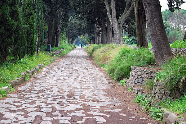 Rome: The Appian Way constructed