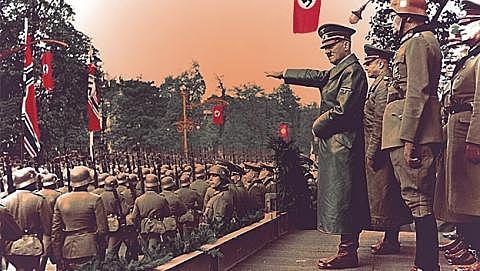 Inicio de la segunda guerra mundial