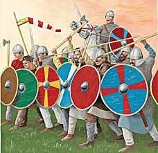 OLD ENGLISH- Anglo-Saxon