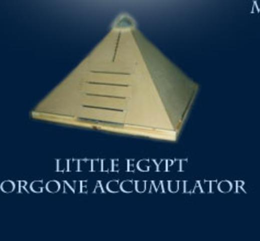 orgone accumulator invented