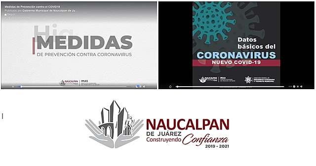 - Elaboración de Liquido Desinfectante para Manos - Medidas de Prevención contra el #Coronavirus #COVID19mx - Volanteo Coronavirus en Naucalpan