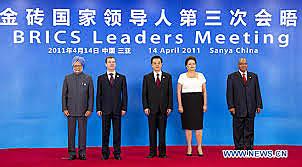 Tercera Cumbre BRICS China