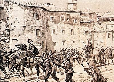 Revolta a Aragó.