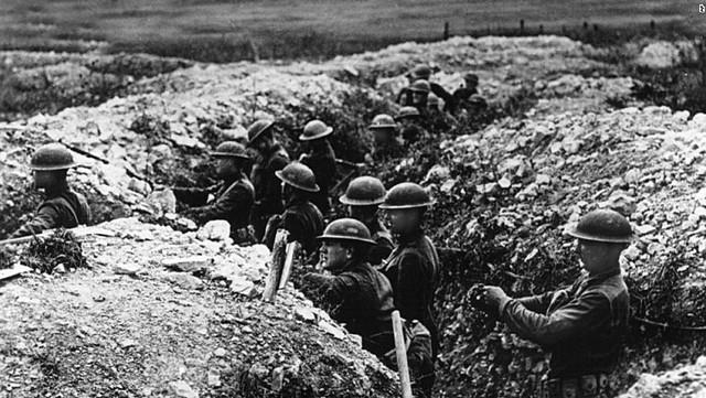 Inici de la Primera Guerra Mundial