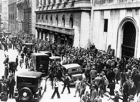 Crac Borsari a Wall Street