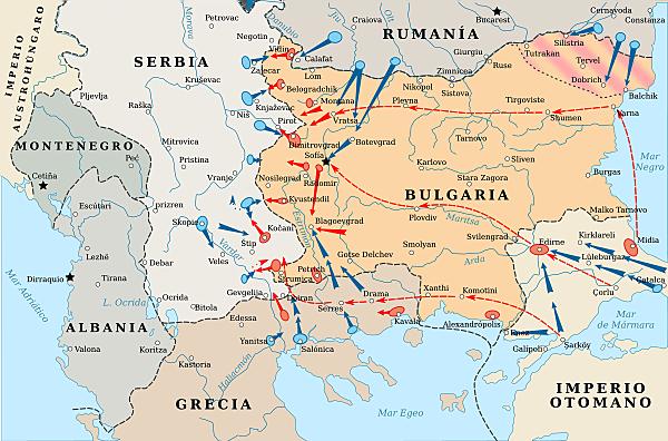 Segona Guerra Balcànica