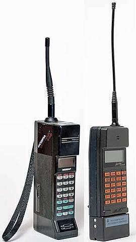 Trådlös Telefon (Mobiltelefon)