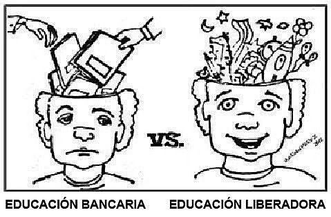 La escuela libertadora: Paulo Freire