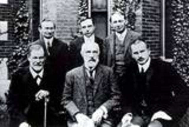 G. Stanley Hall (1844 - 1924)