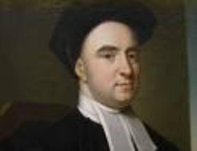 George Berkeley (1685 - 1753)