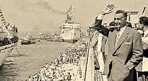 Nacionalització del Canal de Suez