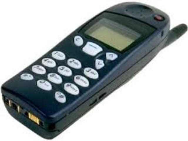 Teléfono móvil 1996