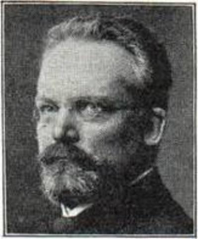 Oswald Kulpe (1862 - 1915)