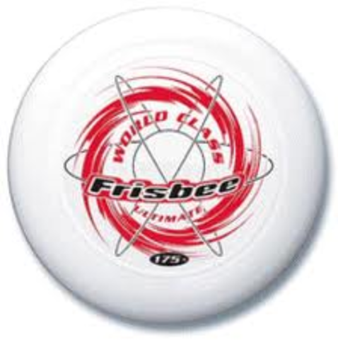 First frisbee invented