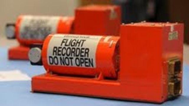 Black Box Flight Recorder