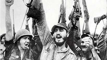 Inicio de la revolución Cubana