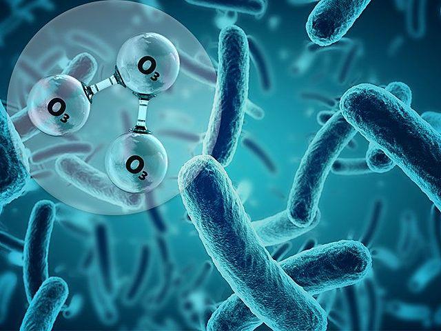 L'ozono sterilizza l'aria e gli ambienti e non mi fa infettare dal nuovo coronavirus