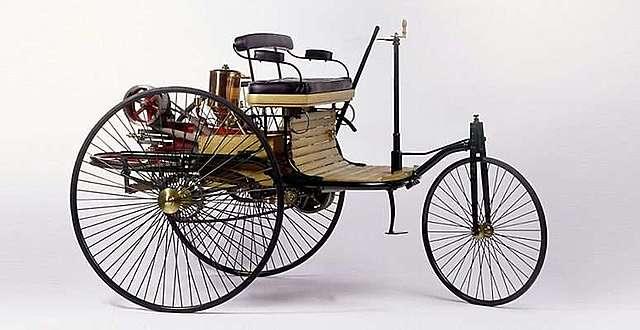 Historia del primer auto