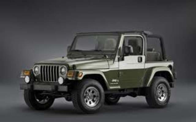 Jeep invented