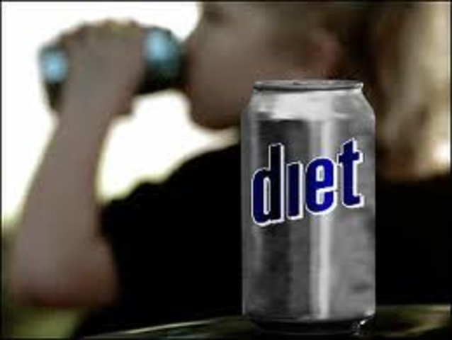 •The first diet soft drink sold