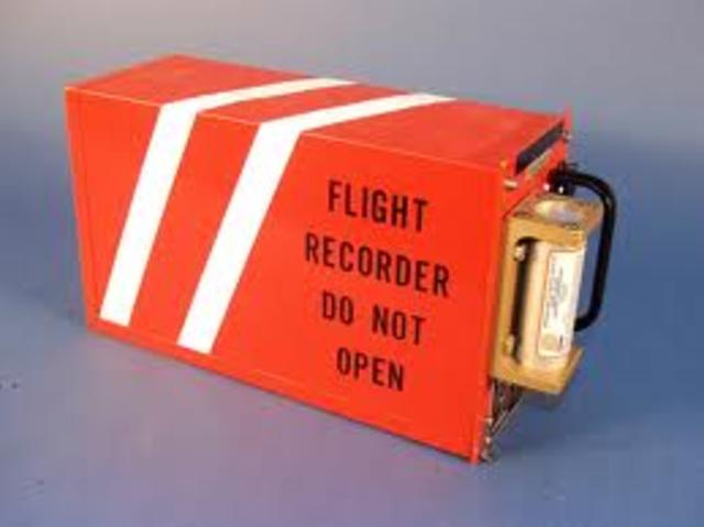 invention of the black box - flight recorder