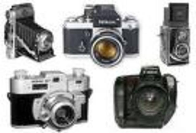 Las fotos de mis recuerdos.