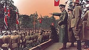 las tropas alemanas invaden Polonia occidental