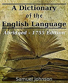 Dictionary of the English Languaje