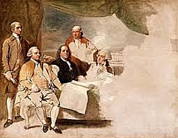Treaty of Paris 1783 (social + political)