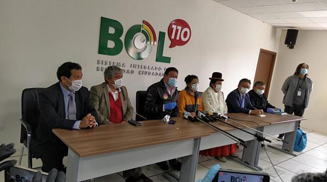 La Paz y El Alto deciden mantener la cuarentena total por el incremento de casos de Covid-19