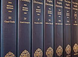 New Dictionary Oxford University