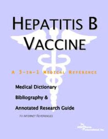 The hepatitis-B vaccine invented