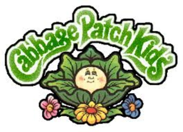 First Cabbage Patch Kids sold