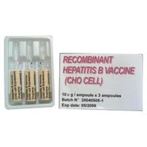 Hepatitus B vaccine founded by maurice hilman from merck enterprises