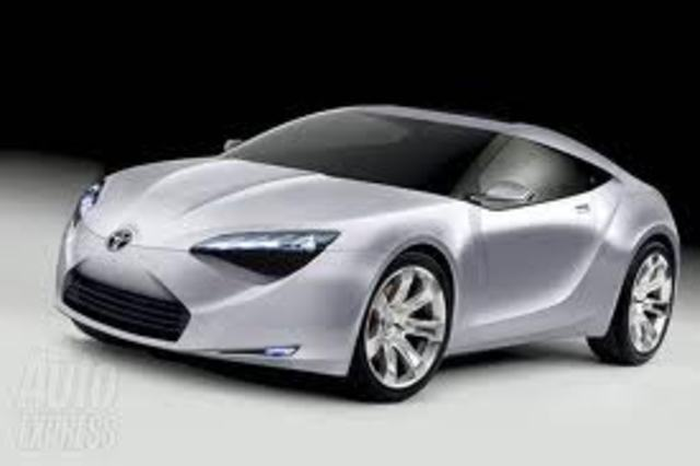 Toyota's Hybrid Car invented