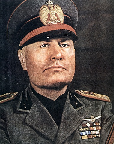 March on Rome and Mussolini becomes Prime Minister