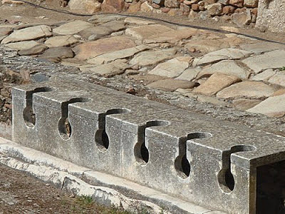 ROMA: SISTEMAS SANITARIOS Y ACUEDUCTOS