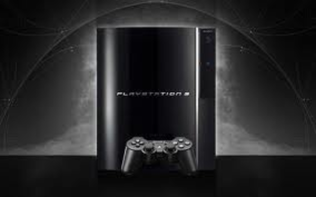 The Playstation 3 system was released into the public